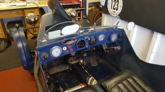 vintage wireman- vintage car-austin 7-austin ulster