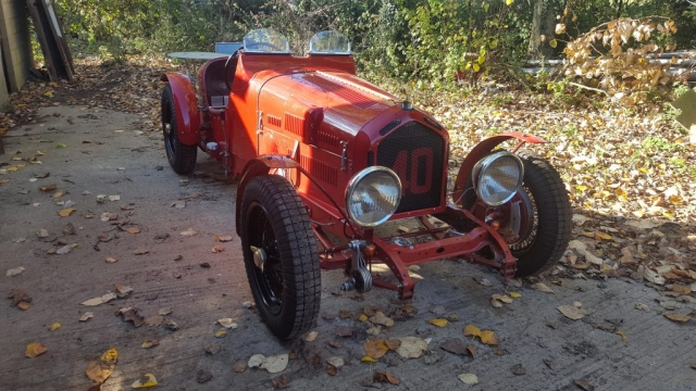 vintage wireman-vintage car- wolseley hornet-vintage special
