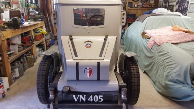 Vintage Wireman - gallery - Bugatti